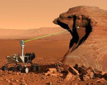 » Каждая первая пятерка лазерных импульсов Curiosity бессмысленна?