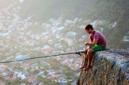 Как работать, чтобы избавиться от боязни высоты?