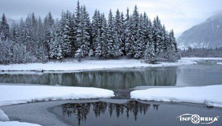 Северная сказка о воде.