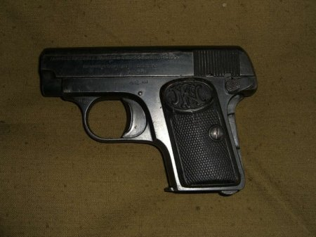 Оружие раньше продавалось как конфеты.