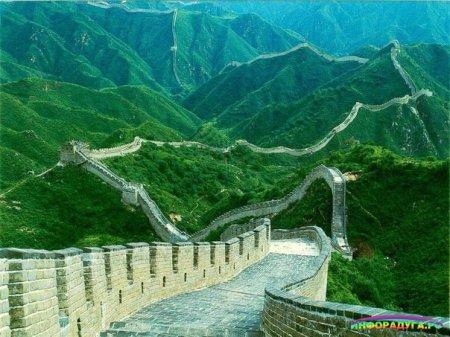 Китайская стена строилась не китайцами, а русами<br
