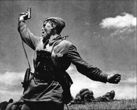 Солдаты вермахта и воины света.