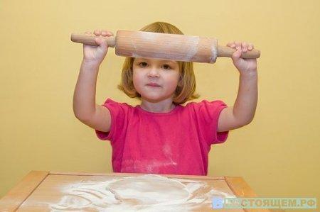 Как приучить ребенка к порядку.