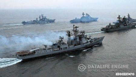 » Группировка ВМФ РФ в Средиземном море будет состоять