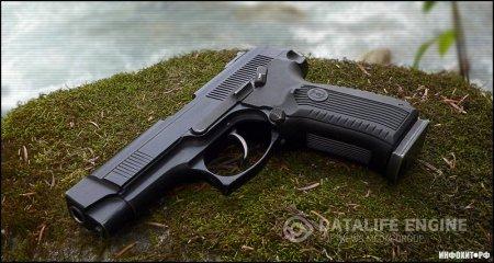 » Пистолет Ярыгина ПЯ «Грач»