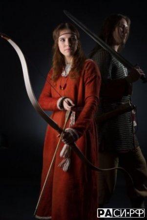 Древние славянские имена воинов и воительниц.