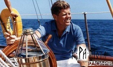 За что убили Кеннеди (версия уфологическая)?
