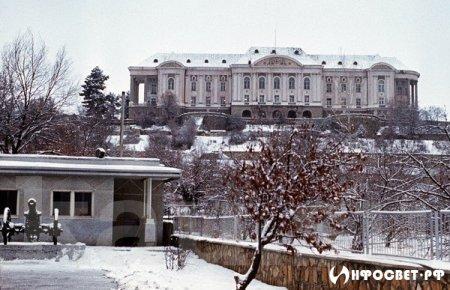 Как штурмовали дворец Амина (часть 4)