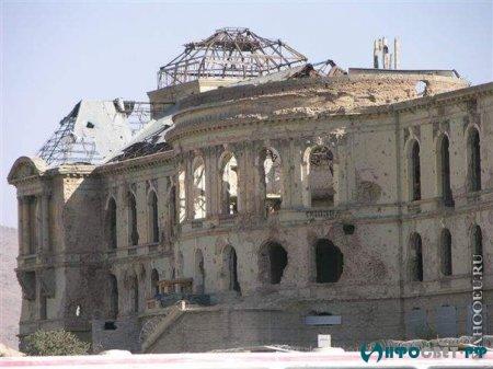 Как штурмовали дворец Амина(часть 2)