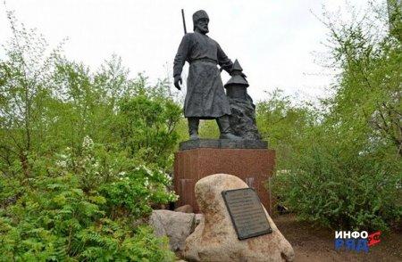 Бекетов Петр Иванович - казак землепроходец.
