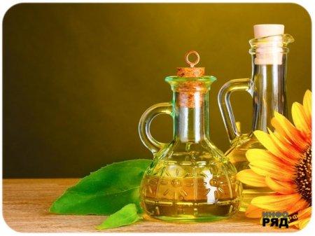 Целебные свойства подсолнечного масла.