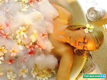 Успокаивающие ванны