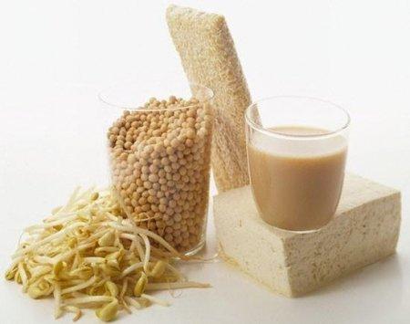 Список белковых продуктов.