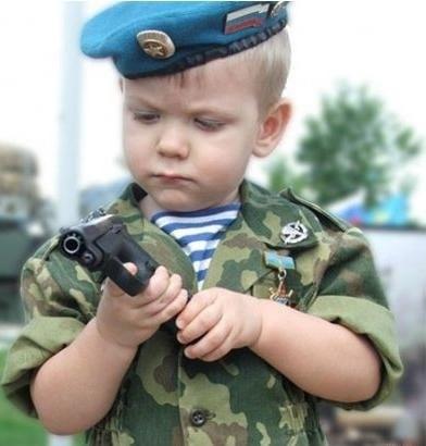 Воспитание воинов