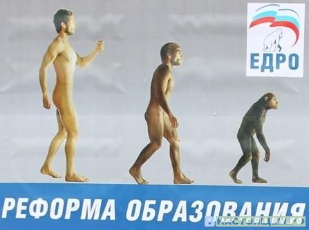 ЕГЭ и уровень образования в РФ.