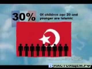 Исламская Демография!