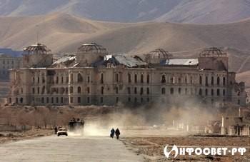 Как штурмовали дворец Амина (часть 3)