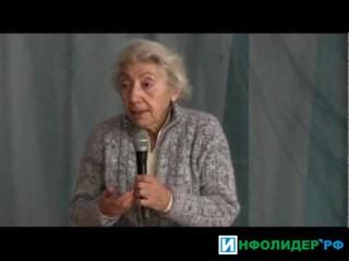 Марва Вагаршаковна Оганян о квашеной еде.