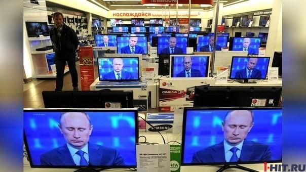 Путин берет СМИ под контроль