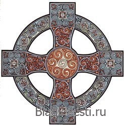 Крест – древнейший сакральный символ Солнца