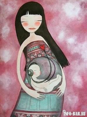 Музыка для беременных и детей.