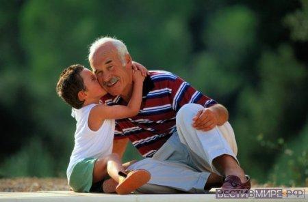 Стихи про любимого дедушку.