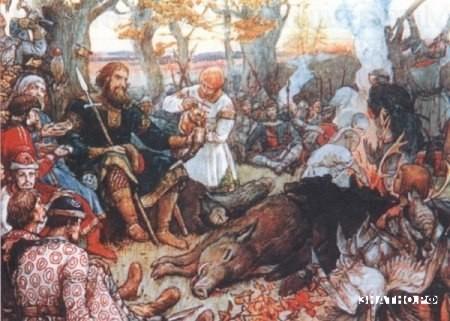 Миф о вековом раболепии русов.