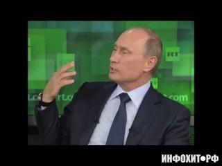 Путин о Русской Идее (01:32)