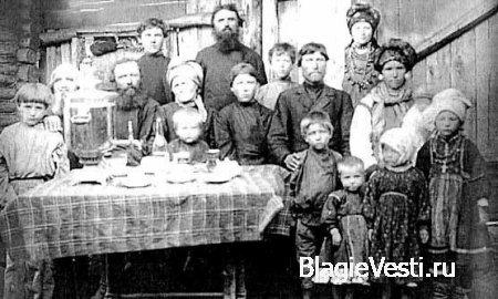 Самая многодетная семья в истории России и всего мира