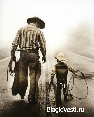 Очень важный принцип в теме воспитания – это то, как отец и мать, муж и жен ...