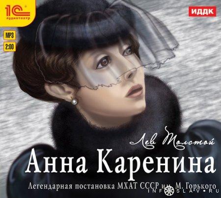 Аудиокнига Анна Каренина.