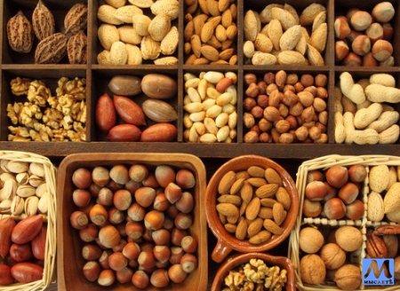 Орешки, орехи, оречищи. О пользе любимых хрустяшек.