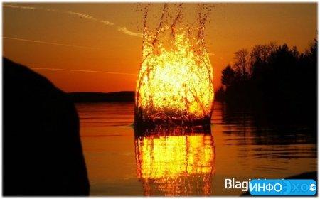 """""""Огонь и вода не контролируются сознанием, поэтому,"""
