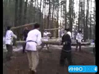 Традиционная методика подготовки кулачных бойцов.