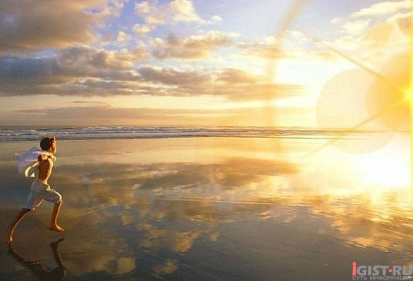 Почему солнечный свет приносит нам счастье?