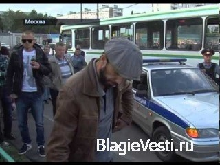 Активисты НАРКО-СТОП. Штурм мобильной наркоточки.