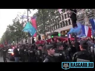 Репрессии от толерантного государства.