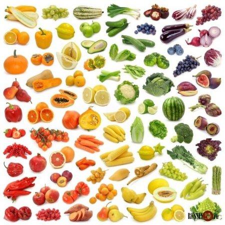 Цвет еды и здоровье.