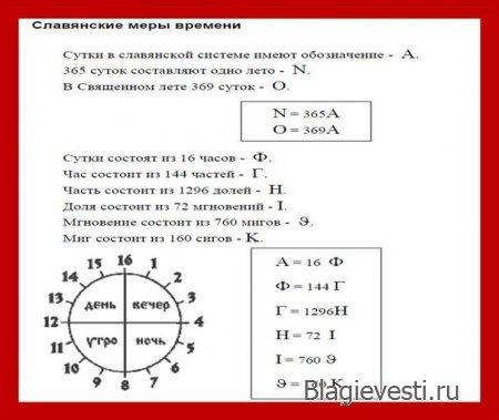 Х'АРИЙСКАЯ АРИФМЕТИКА 6 УРОК (Славянское время)