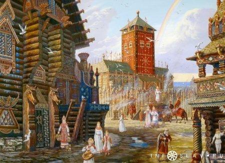 Град Китеж. Часть вторая.