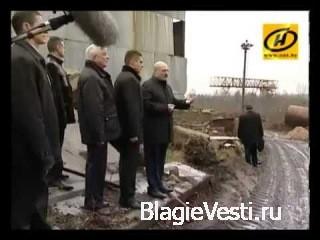 Тем временем в Белорусии...