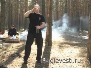 Воины Руси: Формирование Энергии волнового удара.