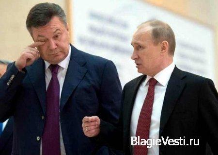 Внешняя политика Украины – триумф Путина