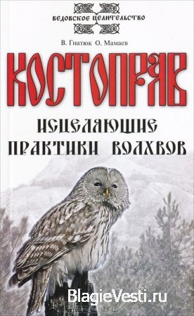 """Валентин Гнатюк, О. Мамаев """"Костоправ. Исцеляющие практики волхвов""""."""
