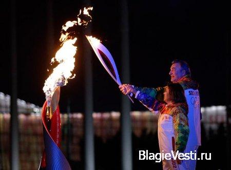 Успех России  - олимпиада в Сочи 2014.
