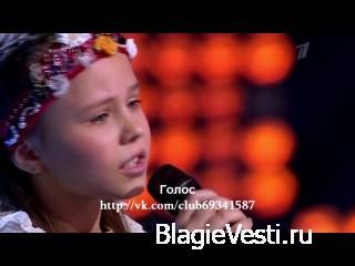 Русская народная песня от детей - Ольга Сараканиди, Дарья Лебедева, Арина