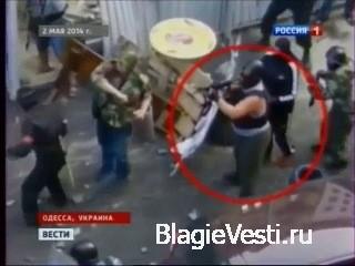 Сенсационное обозрение и анализ страшных кадров из Одессы (06:26)
