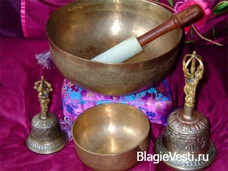 Тибетские поющие чаши – древнее средство медитации, приобретающее в последнее время всё большую популярность.