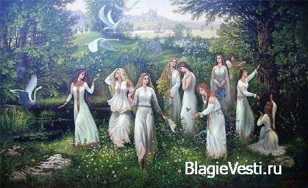 Походка богини