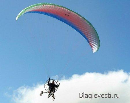 летающий велосипед
